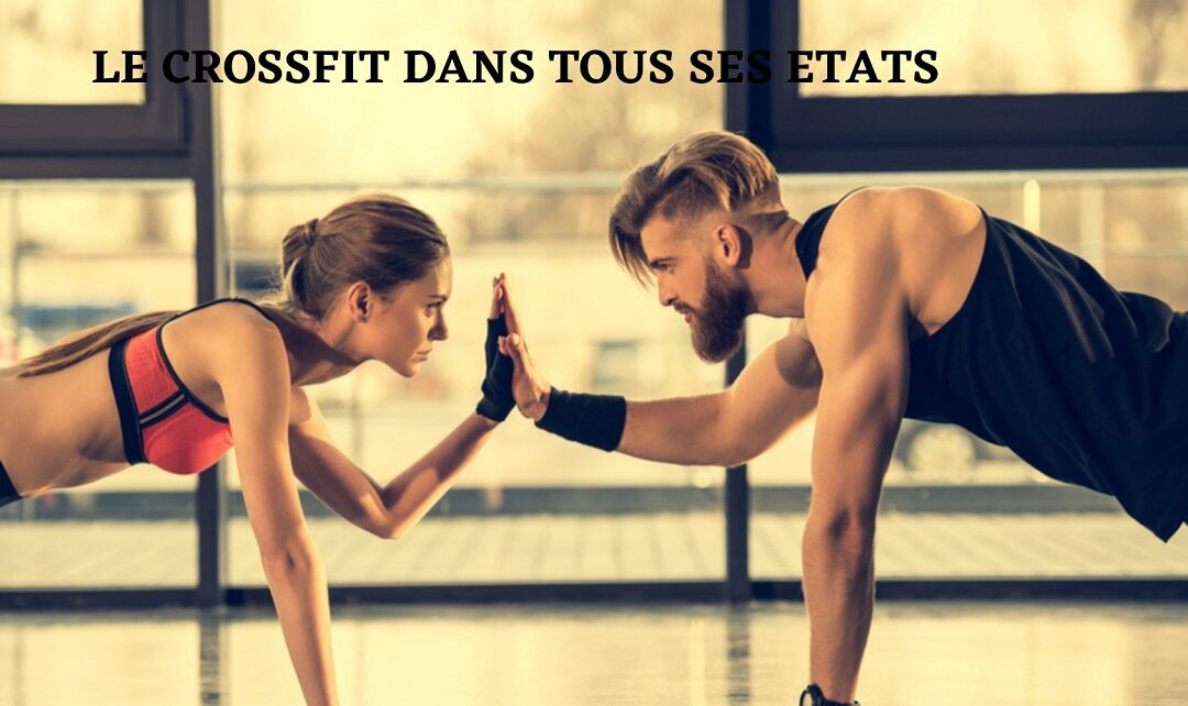 Mettez-vous au sport CrossFit